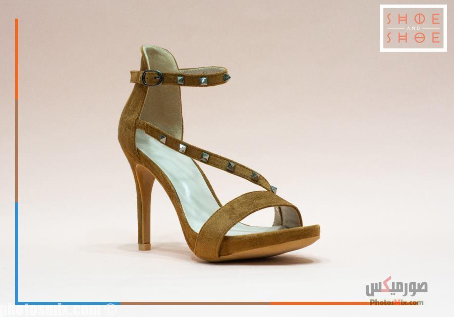 أحذية حريمي 68 - صور أحذية حريمي صيف 2019, صور أحذية بنات جديدة, صور أحذية حريمي فلات