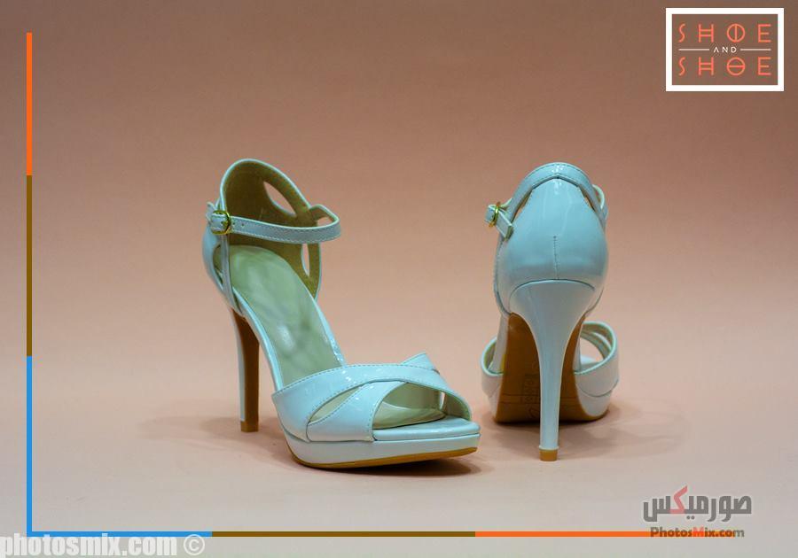 أحذية حريمي 71 - صور أحذية حريمي صيف 2019, صور أحذية بنات جديدة, صور أحذية حريمي فلات