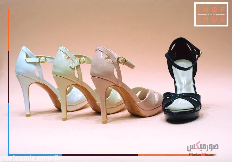 أحذية حريمي 75 - صور أحذية حريمي صيف 2019, صور أحذية بنات جديدة, صور أحذية حريمي فلات
