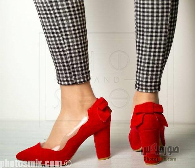 أحذية حريمي 85 - صور أحذية حريمي صيف 2019, صور أحذية بنات جديدة, صور أحذية حريمي فلات