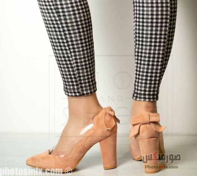 أحذية حريمي 86 - صور أحذية حريمي صيف 2019, صور أحذية بنات جديدة, صور أحذية حريمي فلات
