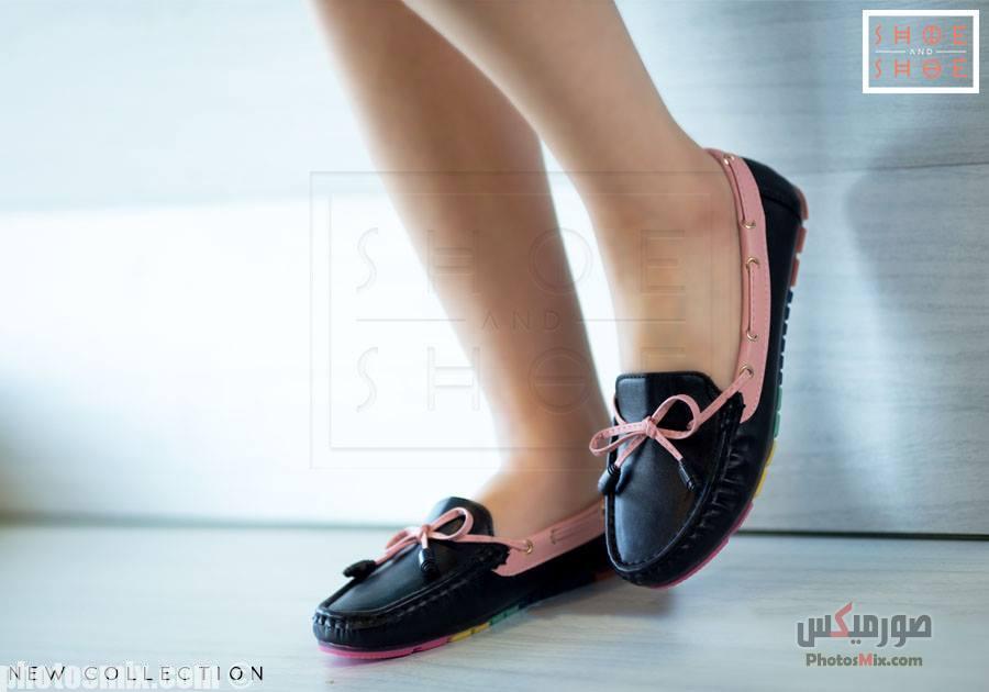 أحذية حريمي 94 - صور أحذية حريمي صيف 2019, صور أحذية بنات جديدة, صور أحذية حريمي فلات