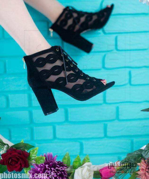 أحذية حريمي 95 - صور أحذية حريمي صيف 2019, صور أحذية بنات جديدة, صور أحذية حريمي فلات