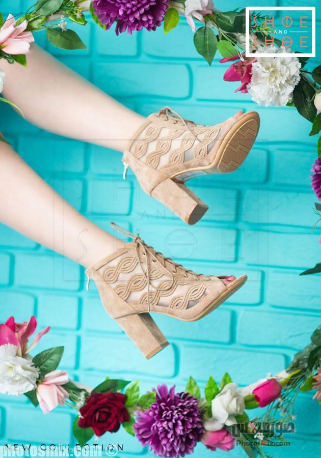 أحذية حريمي 99 - صور أحذية حريمي صيف 2019, صور أحذية بنات جديدة, صور أحذية حريمي فلات