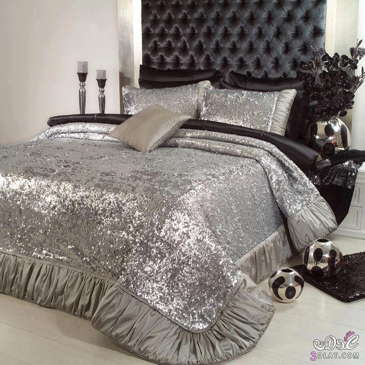 احلي مفارش سرير وسفرة 2020 مفرش عرايس تركي اروع مفارش للعروسة 19