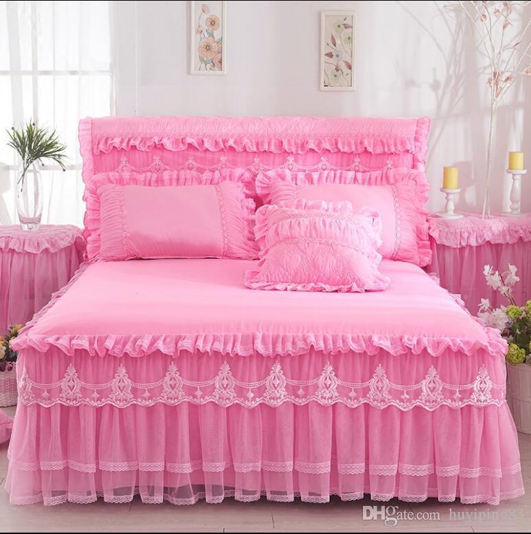 احلي مفارش سرير وسفرة 2020 مفرش عرايس تركي اروع مفارش للعروسة 37