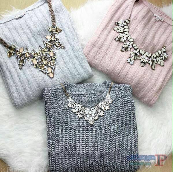 الشتاء ملابس محجبات شتاء 2017 13