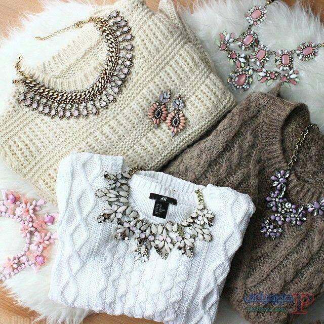 الشتاء ملابس محجبات شتاء 2017 14