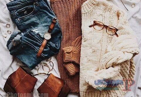 الشتاء   ملابس محجبات شتاء 2017 26