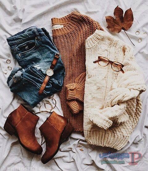 -الشتاء-_-ملابس-محجبات-شتاء-2017-26 احدث صيحات وازياء ملابس البنات شتاء 2018