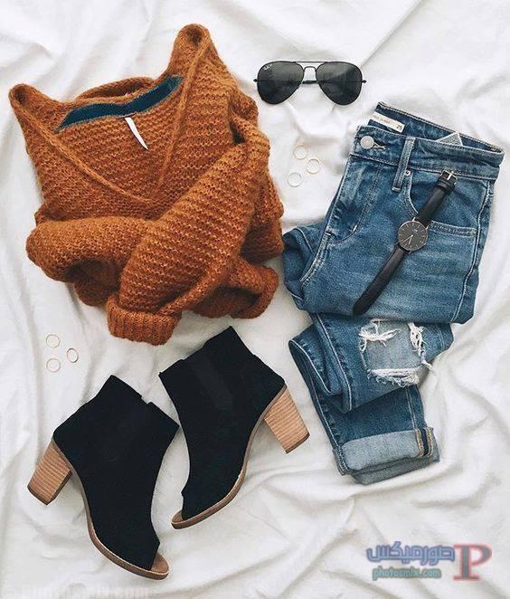 الشتاء ملابس محجبات شتاء 2017 28