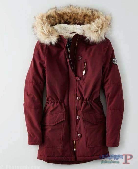 الشتاء ملابس محجبات شتاء 2017 47