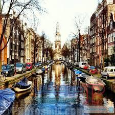 الهولنديه صور ساحره لمدينه امستردام 1
