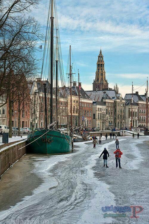 الهولنديه صور ساحره لمدينه امستردام 12