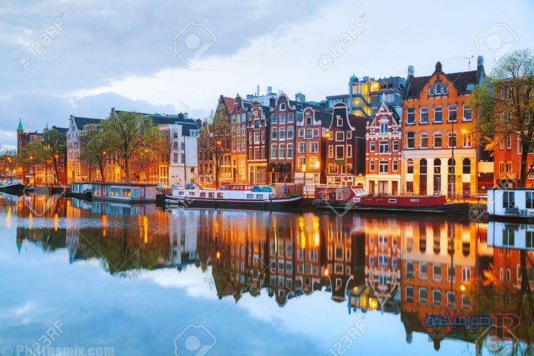 الهولنديه صور ساحره لمدينه امستردام 13