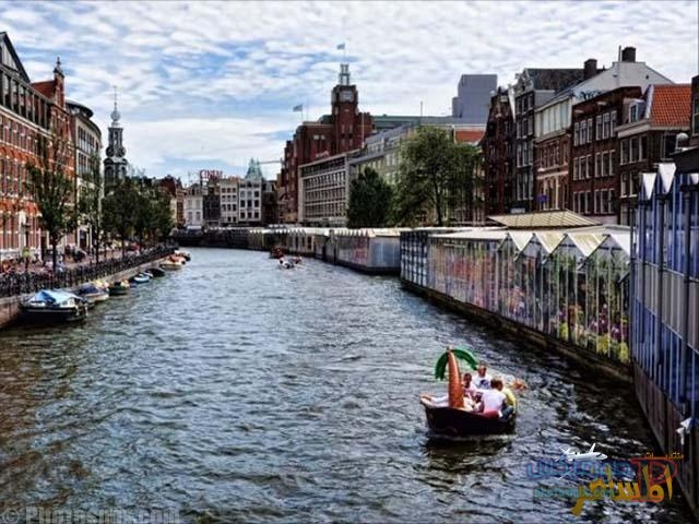 الهولنديه صور ساحره لمدينه امستردام 15