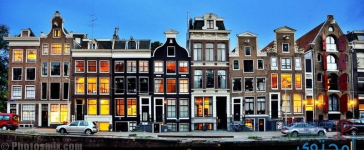 الهولنديه صور ساحره لمدينه امستردام 17