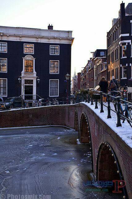 -الهولنديه-_-صور-ساحره-لمدينه-امستردام-3 صور خلفيات مدينة امستردام الساحره 2018