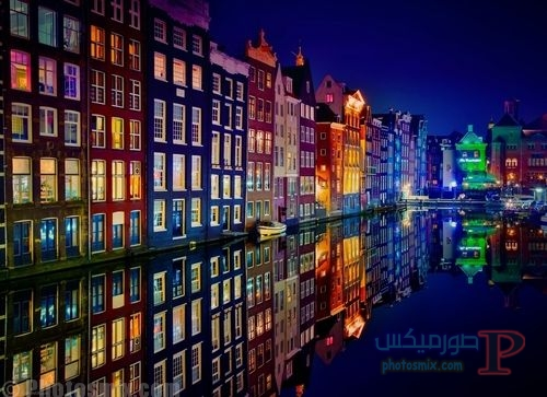 الهولنديه صور ساحره لمدينه امستردام 30