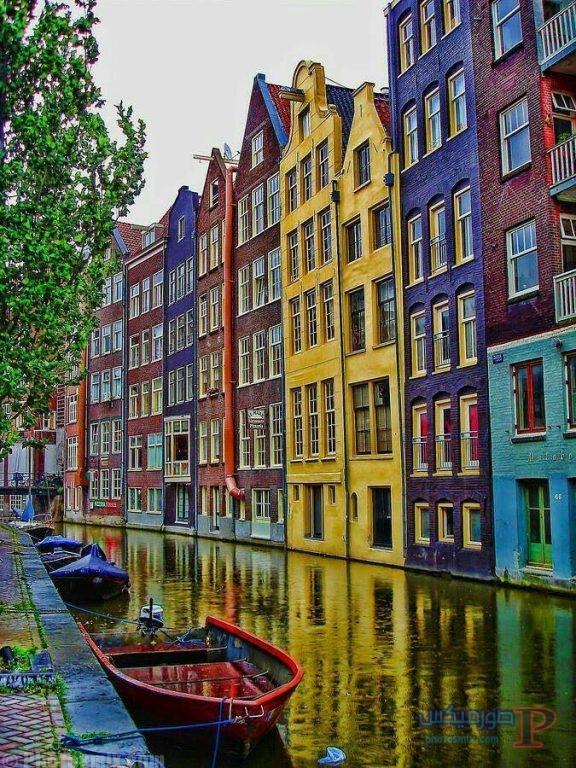 الهولنديه صور ساحره لمدينه امستردام 4