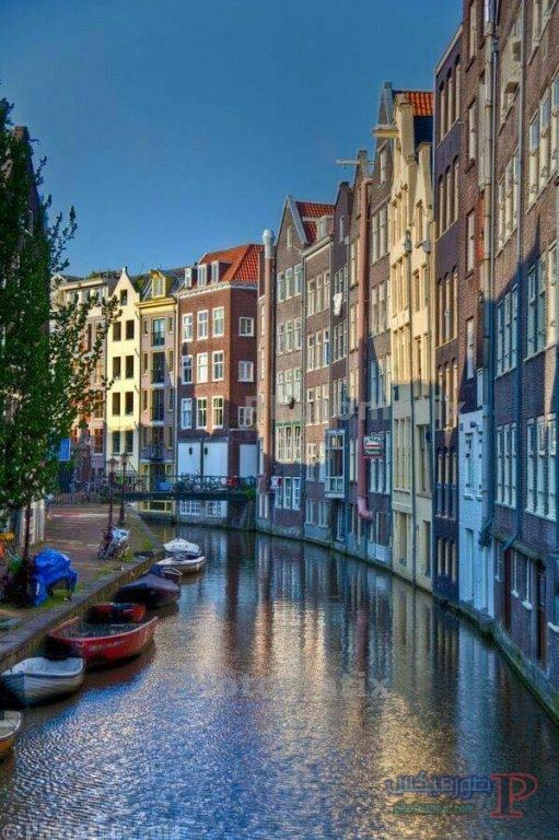 الهولنديه صور ساحره لمدينه امستردام 8