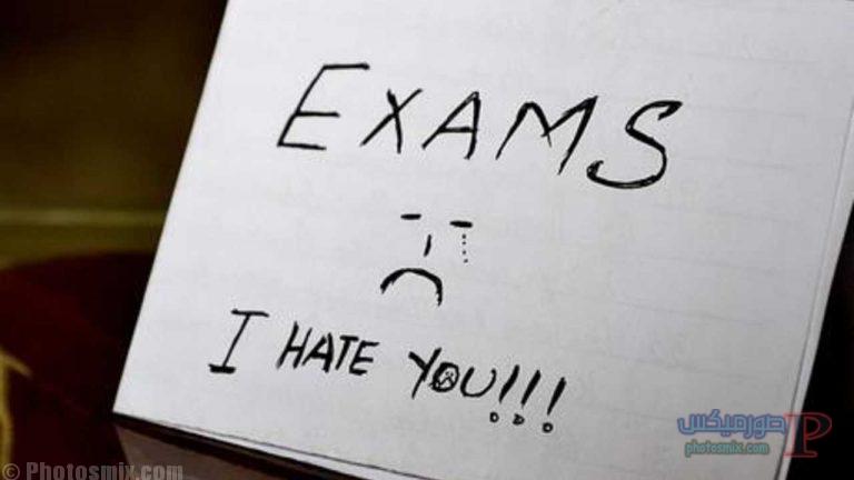 صور عن الامتحانات 12