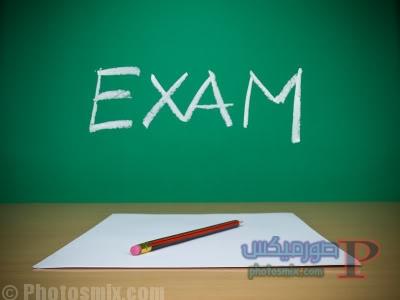 صور عن الامتحانات 4