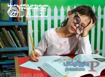 -صور-عن-المذاكرة-11 صور مضحكة عن الدراسة و المذاكرة و الامتحانات والنتيجة 2018