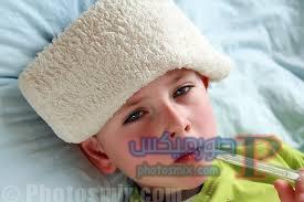علاج الحمي وارتفاع الحرارة عند الأطفال