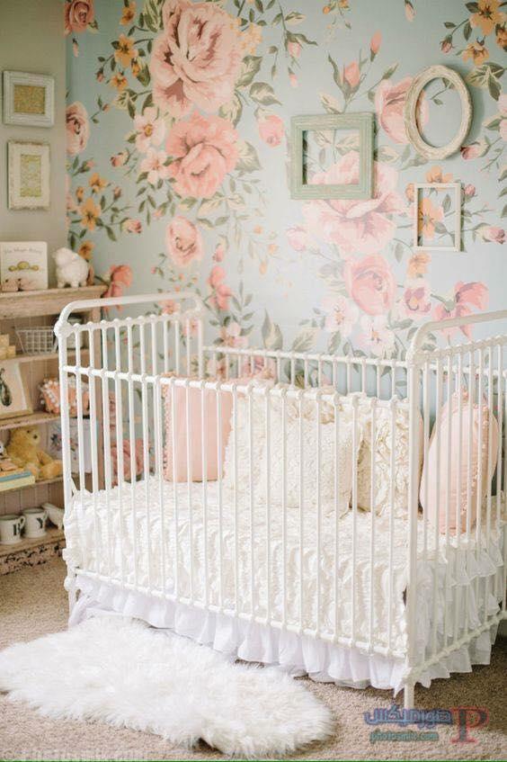 -غرف-نوم-الاطفال-1-1 تصاميم لديكورات غرف نوم الاطفال مودرن صور غرفة الاطفال كلاسيك