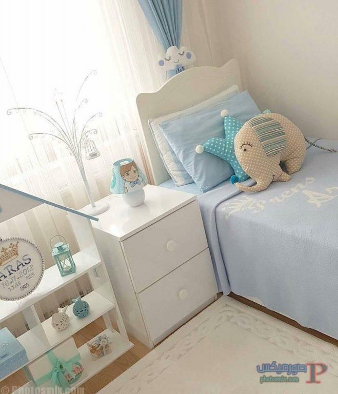 -غرف-نوم-الاطفال-11-1 تصاميم لديكورات غرف نوم الاطفال مودرن صور غرفة الاطفال كلاسيك