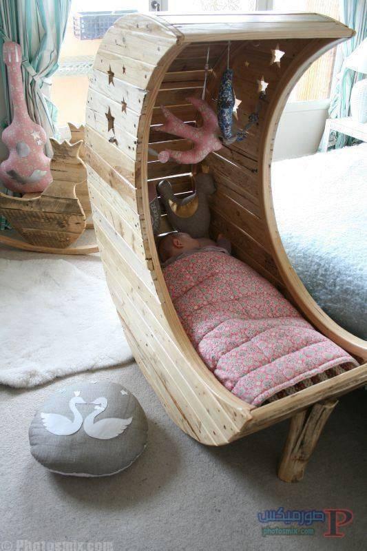 -غرف-نوم-الاطفال-12-1 تصاميم لديكورات غرف نوم الاطفال مودرن صور غرفة الاطفال كلاسيك