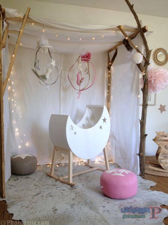 -غرف-نوم-الاطفال-13 تصاميم لديكورات غرف نوم الاطفال مودرن صور غرفة الاطفال كلاسيك