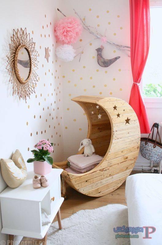 -غرف-نوم-الاطفال-17 تصاميم لديكورات غرف نوم الاطفال مودرن صور غرفة الاطفال كلاسيك