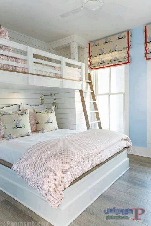 -غرف-نوم-الاطفال-19 تصاميم لديكورات غرف نوم الاطفال مودرن صور غرفة الاطفال كلاسيك