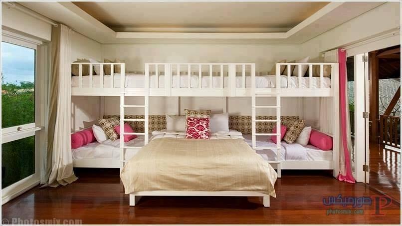 -غرف-نوم-الاطفال-20 تصاميم لديكورات غرف نوم الاطفال مودرن صور غرفة الاطفال كلاسيك