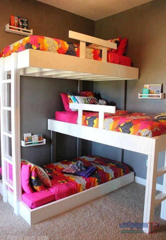 غرف نوم الاطفال 21