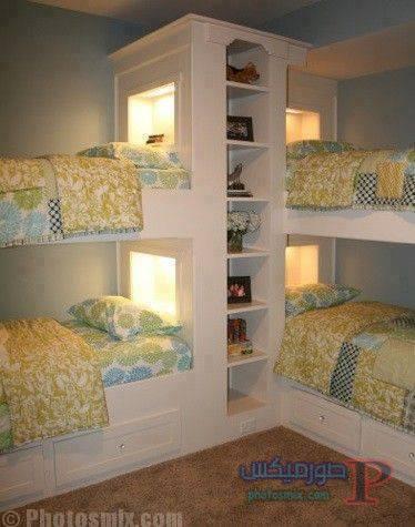 غرف نوم الاطفال 22