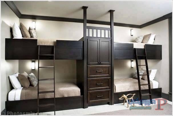 -غرف-نوم-الاطفال-23 تصاميم لديكورات غرف نوم الاطفال مودرن صور غرفة الاطفال كلاسيك