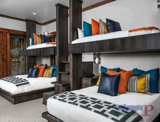 -غرف-نوم-الاطفال-24 تصاميم لديكورات غرف نوم الاطفال مودرن صور غرفة الاطفال كلاسيك