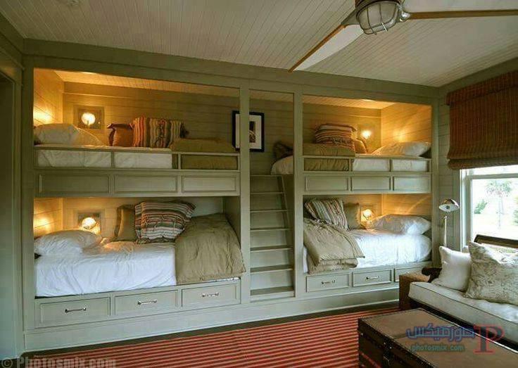 غرف نوم الاطفال 26