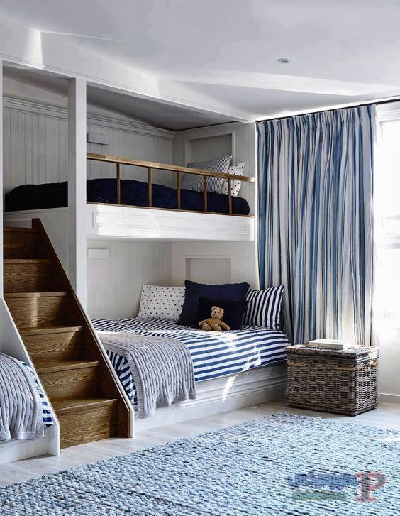 -غرف-نوم-الاطفال-29 تصاميم لديكورات غرف نوم الاطفال مودرن صور غرفة الاطفال كلاسيك