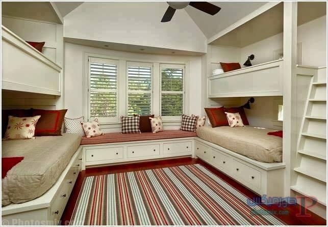 -غرف-نوم-الاطفال-30 تصاميم لديكورات غرف نوم الاطفال مودرن صور غرفة الاطفال كلاسيك