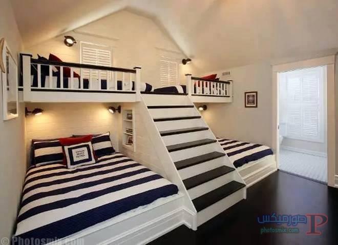 -غرف-نوم-الاطفال-33 تصاميم لديكورات غرف نوم الاطفال مودرن صور غرفة الاطفال كلاسيك