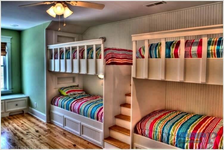 -غرف-نوم-الاطفال-36 تصاميم لديكورات غرف نوم الاطفال مودرن صور غرفة الاطفال كلاسيك
