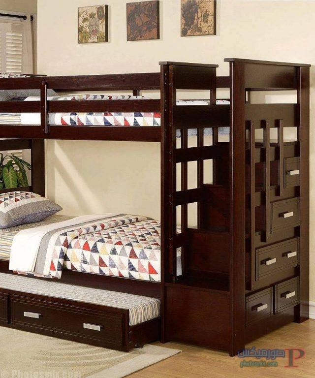 -غرف-نوم-الاطفال-39 تصاميم لديكورات غرف نوم الاطفال مودرن صور غرفة الاطفال كلاسيك
