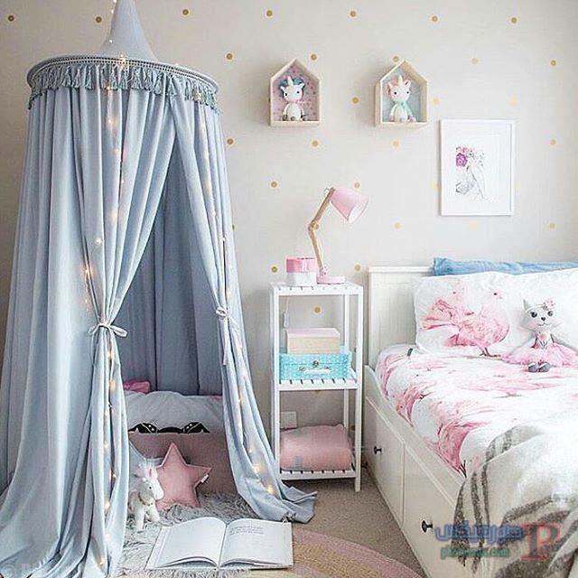 -غرف-نوم-الاطفال-4-1 تصاميم لديكورات غرف نوم الاطفال مودرن صور غرفة الاطفال كلاسيك
