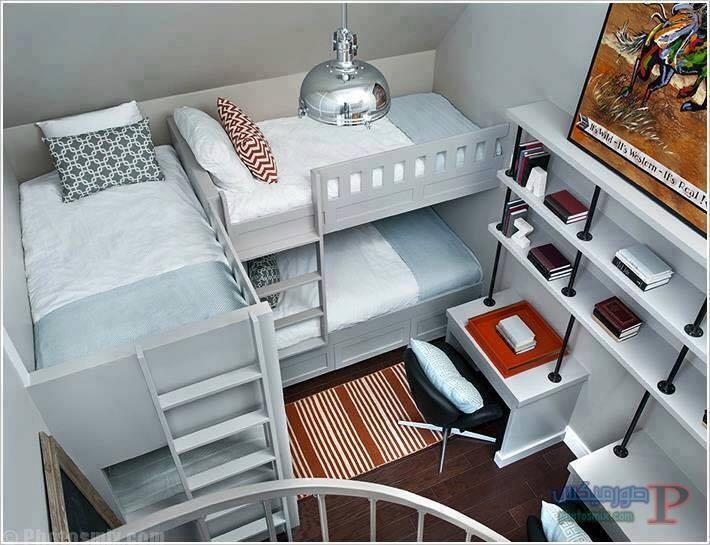 -غرف-نوم-الاطفال-40 تصاميم لديكورات غرف نوم الاطفال مودرن صور غرفة الاطفال كلاسيك