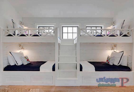 -غرف-نوم-الاطفال-42 تصاميم لديكورات غرف نوم الاطفال مودرن صور غرفة الاطفال كلاسيك