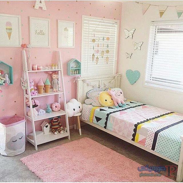 -غرف-نوم-الاطفال-8-1 تصاميم لديكورات غرف نوم الاطفال مودرن صور غرفة الاطفال كلاسيك